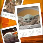Imagem do Caderno Baby Yoda