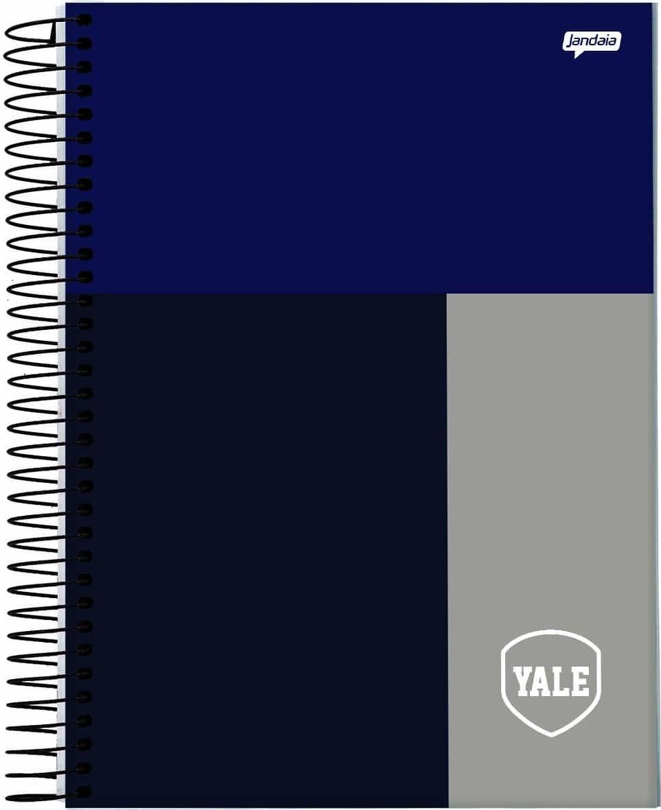 Yale - Caderno Espiral - Linha 2022